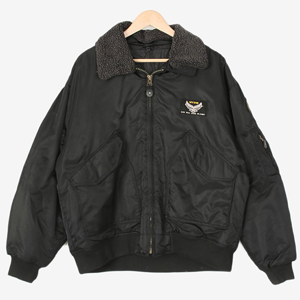 UNKNOWNFLYING JACKET MA-2 점퍼 / Man XL